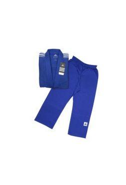 Кимоно Adidas для дзюдо Training синее