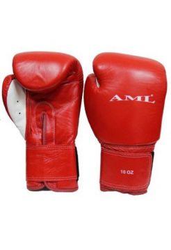 Боксерские перчатки AML PRO Red