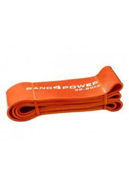 Резиновая петля BAND4POWER оранжевая (32-80кг)