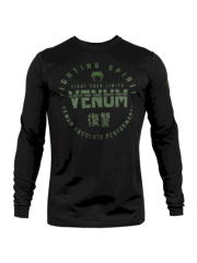 Лонгслив Venum Signature Black