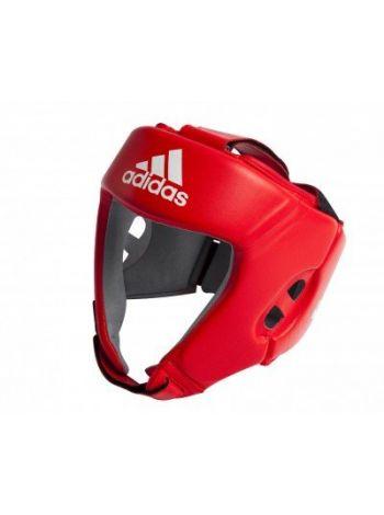 Шлем Adidas AIBA Red