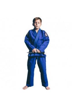 Детское ги Jitsu Blue