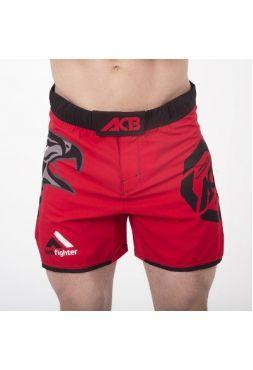 Шорты ACB Berkut Red