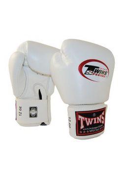 Боксерские перчатки Twins BGVL-3 White