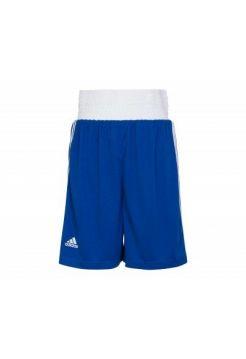 Шорты боксерские Adidas Boxing Short Punch Line синие