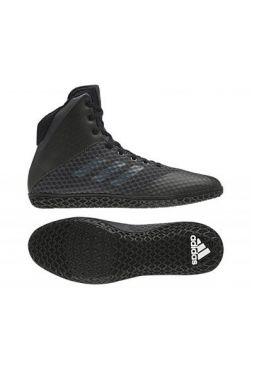 Борцовки Adidas Mat Wizard 4 черные