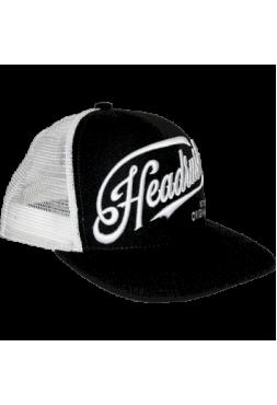 Кепка Headrush Victory Black/White