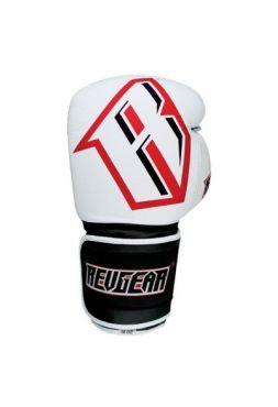 Боксерские перчатки Revgear S3 Sentinel Pro White