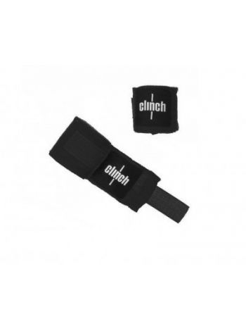 Бинты Clinch Boxing Crepe Bandage Punch 2,55m Black