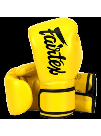 Перчатки для бокса Fairtex BGV14 Yellow