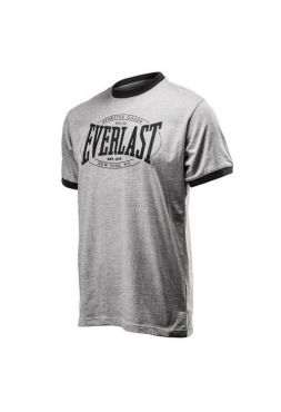 Футболка Everlast Authentic серая