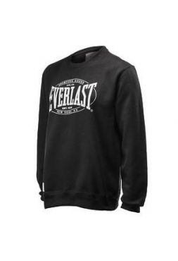 Толстовка Everlast Authentic черная