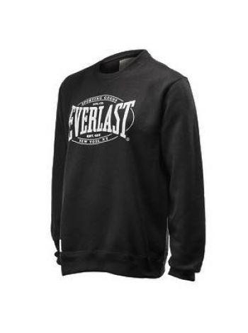 Толстовка Everlast Authentic черная