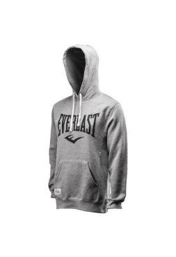 Толстовка Everlast Composite с капюшоном серая