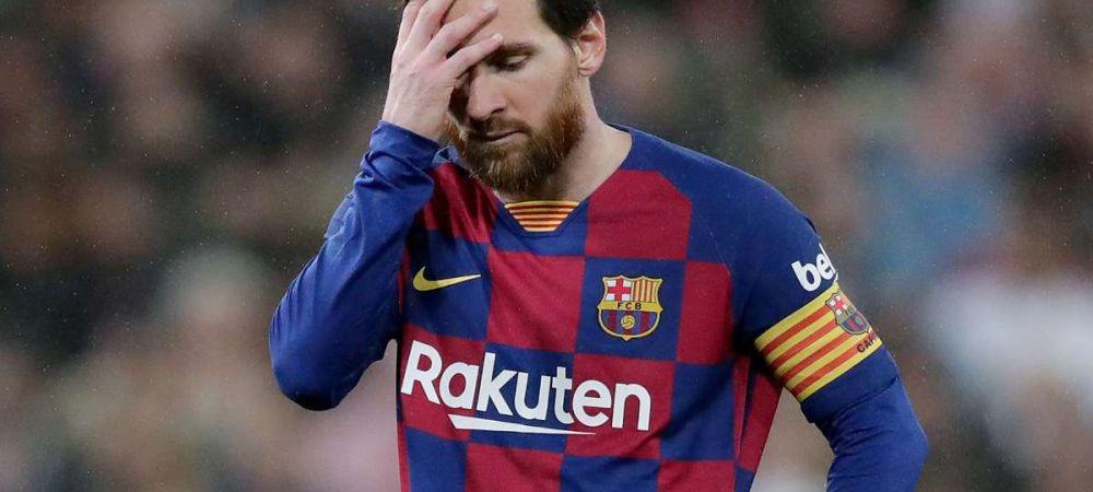 """Прогнозы на переход """"Месси"""". Прощай, Барселона."""