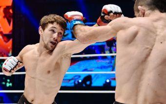 Бранчук против Силандера на M-1 Challenge