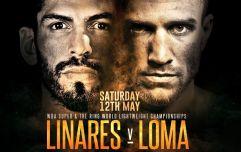 Ломаченко и Линарес готовятся к субботней схватке