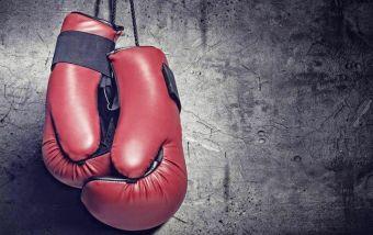Боксерская перчатка - вчера, сегодня, завтра