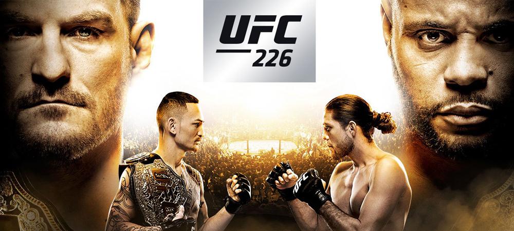 Итоги UFC 226
