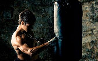 Как бороться со стрессом при помощи боксерской груши?