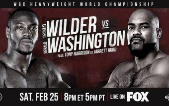 Уайлдер – Вашингтон: легенда в нокдауне