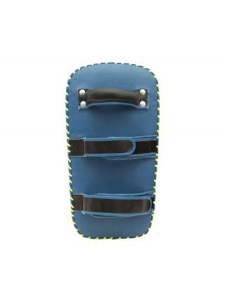 Макивара Adidas Speed Thai Pad Extra Thick черно-синяя