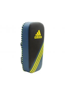 Макивара Adidas Speed Thai Pad Extra Thick черно-синяя