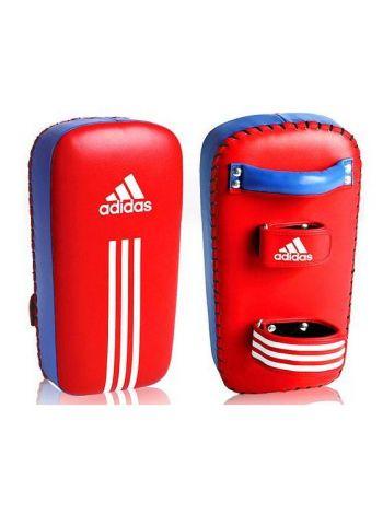Макивара Adidas Pro Thai Shield красно-синяя