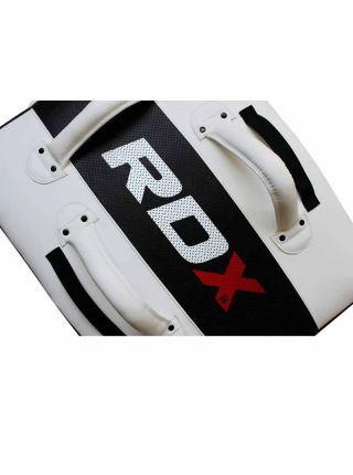 Макивара RDX Leather-X Curved Gel