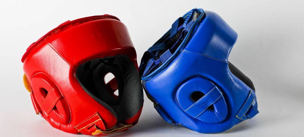 Как выбрать шлем для бокса?